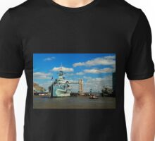 HMS Belfast Unisex T-Shirt