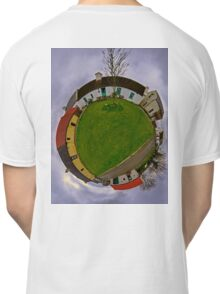 Hanna's Close, County Down (Sky Out) Classic T-Shirt