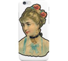 Victorian Thug iPhone Case/Skin