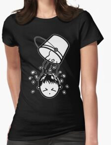 ICE BUCKET BOY (IB-000001) Womens Fitted T-Shirt