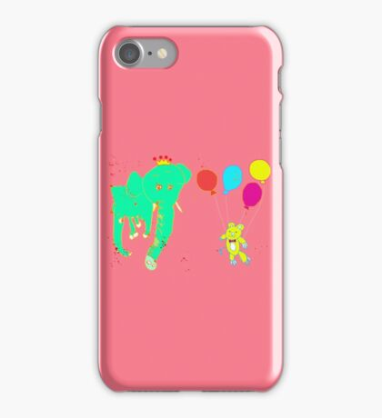 Life's a Party, Invite Yourself iPhone Case/Skin