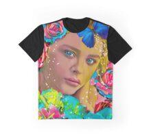 Chloe Grace Moretz Poster Graphic T-Shirt