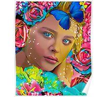 Chloe Grace Moretz Poster Poster