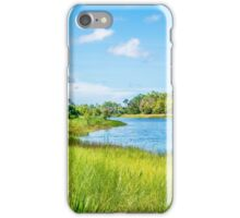 Up the River, Down the River iPhone Case/Skin