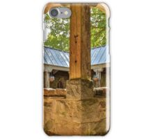 St Conans Kirk Cloisters  iPhone Case/Skin
