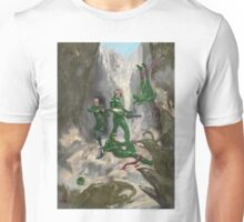 Marine Training Manual I Love the Corps RPG to be Cult Kickstarter Game Unisex T-Shirt
