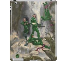 Marine Training Manual I Love the Corps RPG to be Cult Kickstarter Game iPad Case/Skin