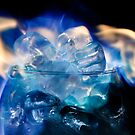 Cold Fire Hot Ice  by Darren Bailey LRPS