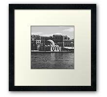 Chania Crete Framed Print