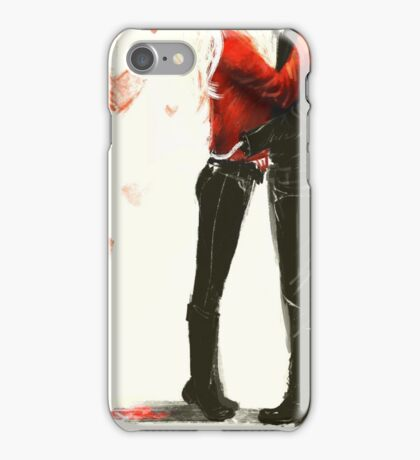 Untitled captain swan iPhone Case/Skin