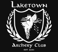 Laketown Archery Club (White) Kids Clothes