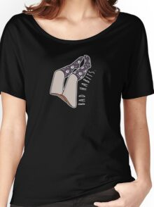 She's My Bad Habit Women's Relaxed Fit T-Shirt