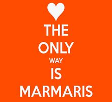 The Only Way Is Marmaris Womens Fitted T-Shirt