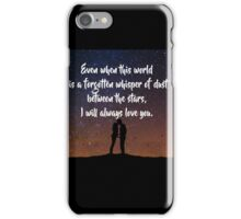 EoS: Dust Between the Stars iPhone Case/Skin