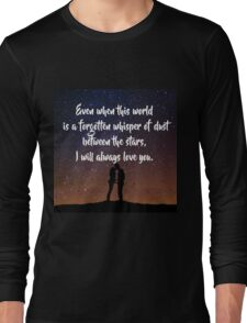 EoS: Dust Between the Stars Long Sleeve T-Shirt