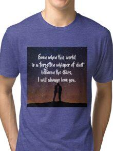 EoS: Dust Between the Stars Tri-blend T-Shirt