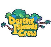 Destiny Islands Crew Photographic Print