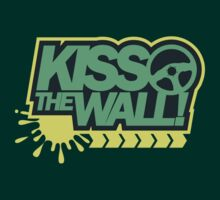 Kiss the wall! (3) by PlanDesigner