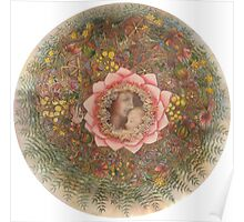 1.	Fertility mandala for childbirth and the harmony of the family Poster