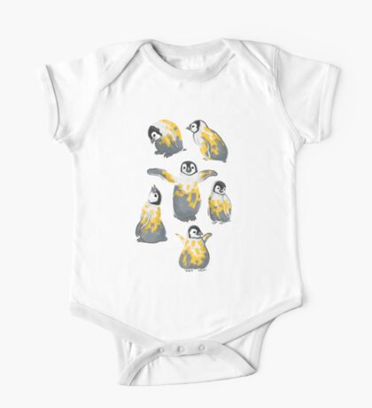 Party Penguins One Piece - Short Sleeve
