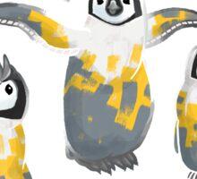 Party Penguins Sticker