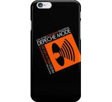 Depeche Mode : Rose Bowl 1988 poster tribute iPhone Case/Skin