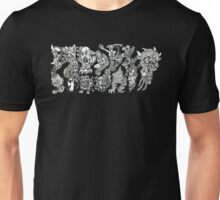 """The Beast That Keeps On Giving"" Unisex T-Shirt"