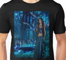 LADY OF THE DRAGONS Unisex T-Shirt