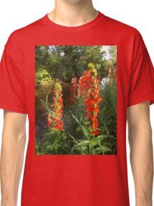 Cardinal Flowers Classic T-Shirt