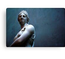 """Woman of Infinite Sorrow"" Canvas Print"