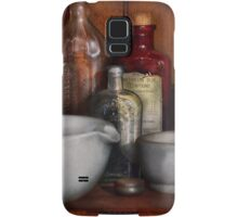 Pharmacist - Medicine for Coughing Samsung Galaxy Case/Skin