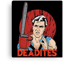 Ancient Deadites Canvas Print