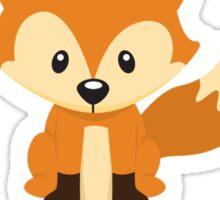 Zero Fox Given Sticker