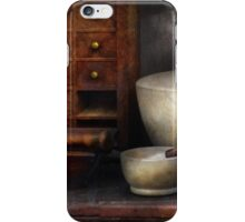 Apothecary - Pestle & Drawers iPhone Case/Skin