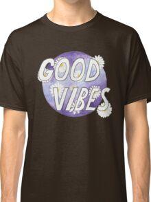 Good Vibes Daisies Classic T-Shirt