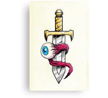 Magic Dagger Metal Print
