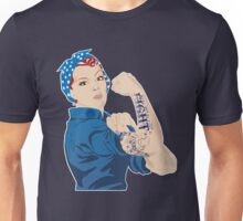 Rosie the Riveter - FIGHT Unisex T-Shirt
