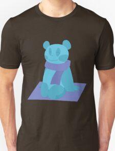 Little Blue Panda Unisex T-Shirt