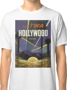 Vintage poster - Hollywood Classic T-Shirt