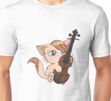 Youtuber Kittens_Lindsey Sterling Unisex T-Shirt