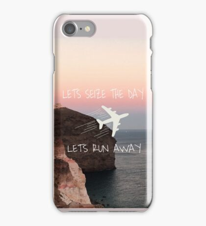 Never Be 5sos lyrics iPhone Case/Skin