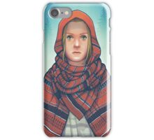 Not so Red Riding Hood iPhone Case/Skin