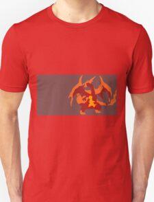 POKÉMON minimals #004-006 CHARMANDER/CHARMELEON/CHARIZARD/MEGA-Y Unisex T-Shirt