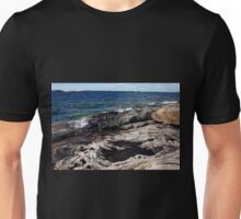 Rugged Shore - Wreck Island Unisex T-Shirt