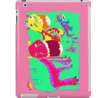 Echoes of Screaming Lions iPad Case/Skin