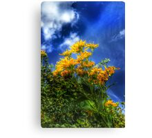 Thriving in Nature Canvas Print
