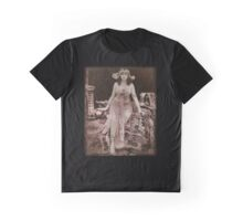 Theda as Cleopatra Graphic T-Shirt