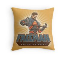 Freeman Throw Pillow