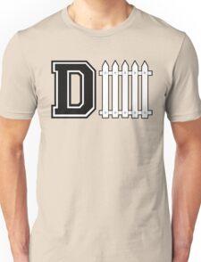 D Fence Unisex T-Shirt