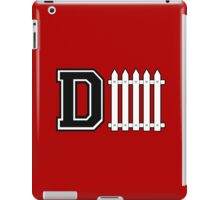 D Fence iPad Case/Skin